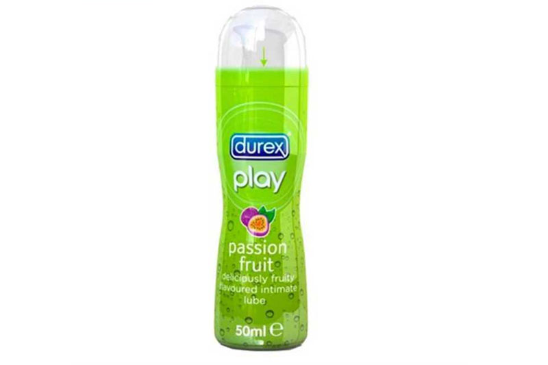 Lubricante DUREX PLAY PASSION FRUIT 50ml